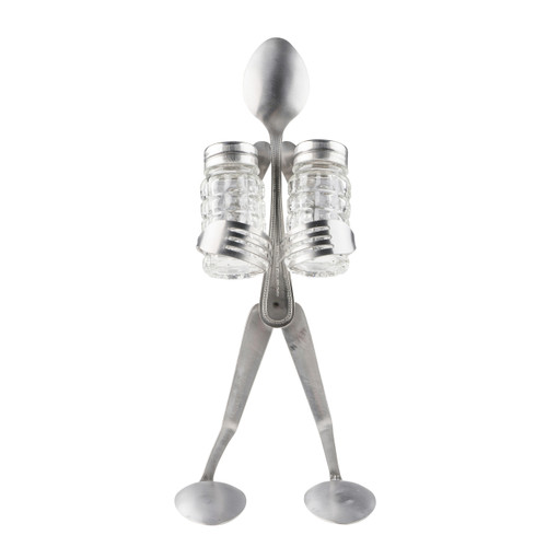 Salt and Pepper Stand - Spoon©