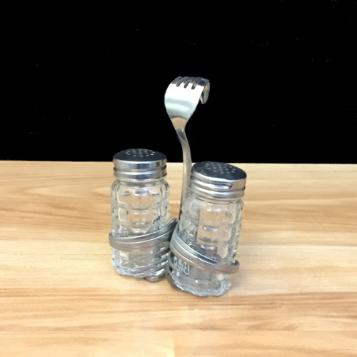 Salt & Pepper Caddy - Double Loop©