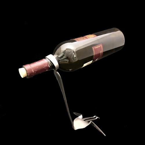 Straight Wine Bottle Holder©