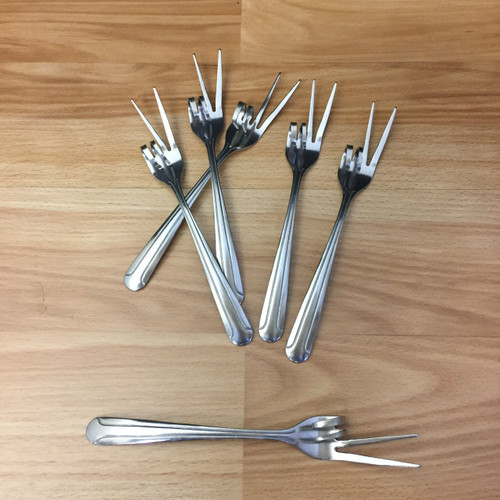Pickle Fork - Peace, Set of 6©