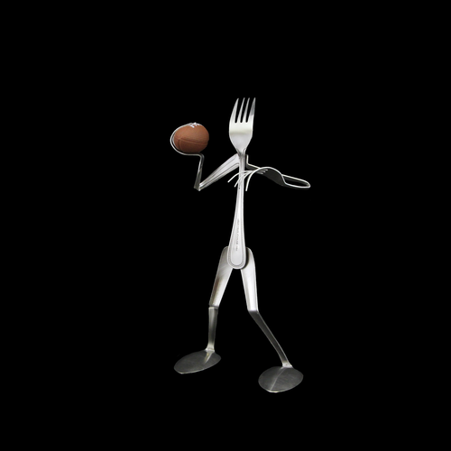 Football Player - Fork©