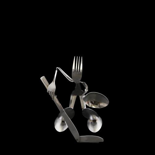 Hockey Goalie - Fork©