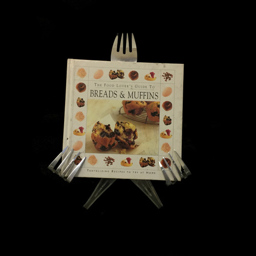 Cookbook Stand - Fork©