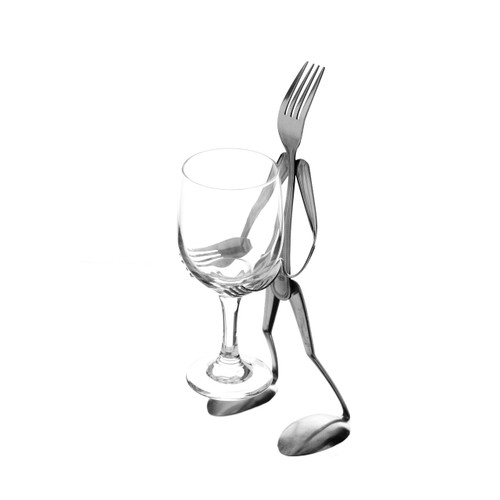 Glass Stand - Fork©