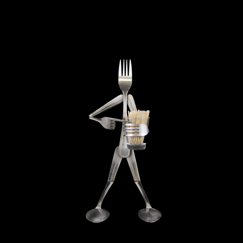 Toothpick holder - Fork©