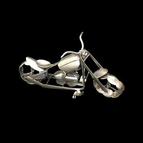 Chopper- Fork & Spoon