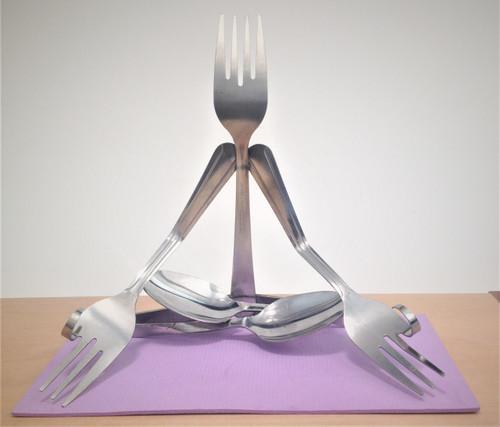 Yoga-Lotus Pose-Fork