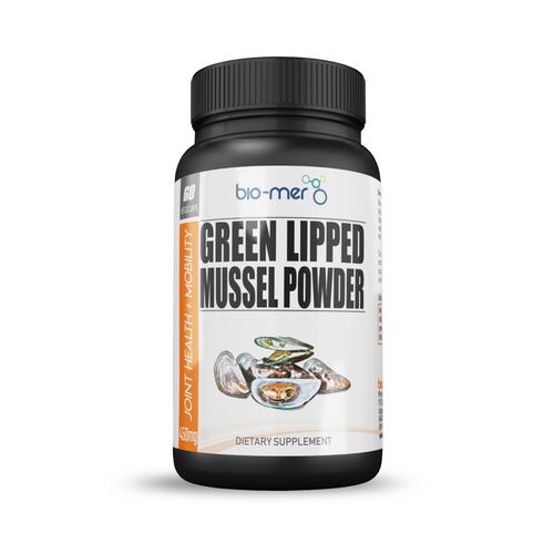 Green Lipped Mussel Powder