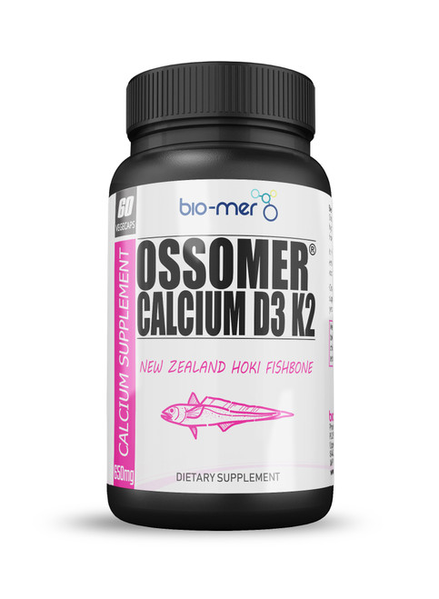 Ossomer® Calcium Supplement