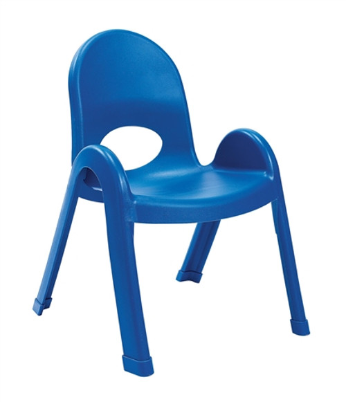Value Stack Child Chair Royal Blue - 11 in.