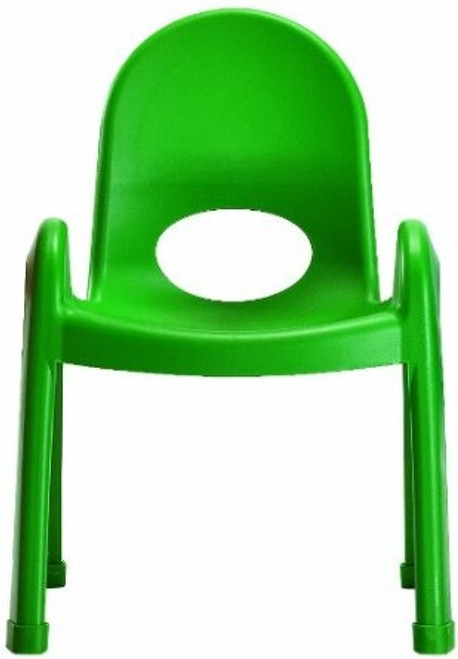 Value Stack Child Chair Shamrock Green - 11 in.