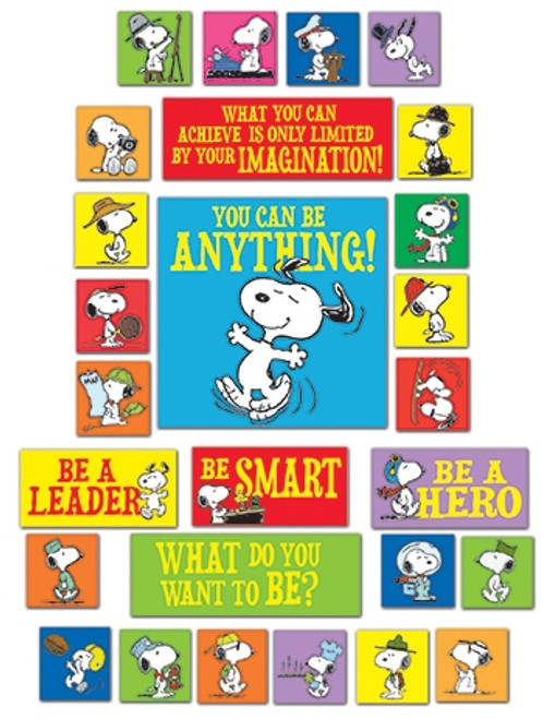 Peanuts You Can Be Anything Bb Set