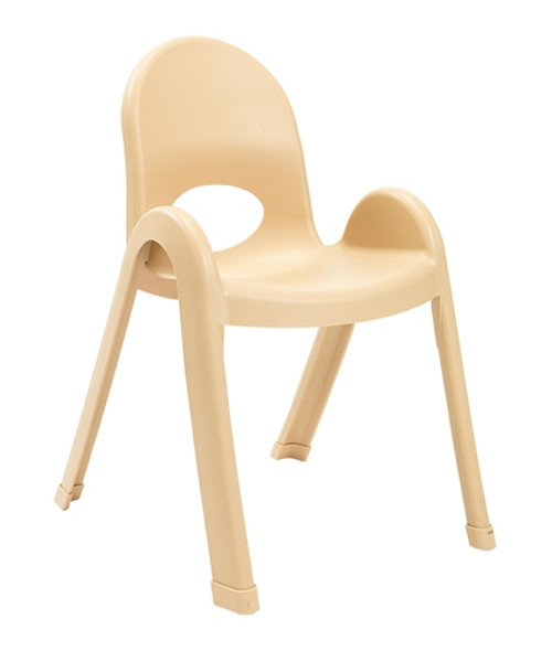 Value Stack Child Chair Natural Tan - 13 in.
