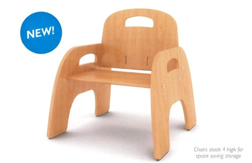 Simple Sitter Chair 9 Seat Height