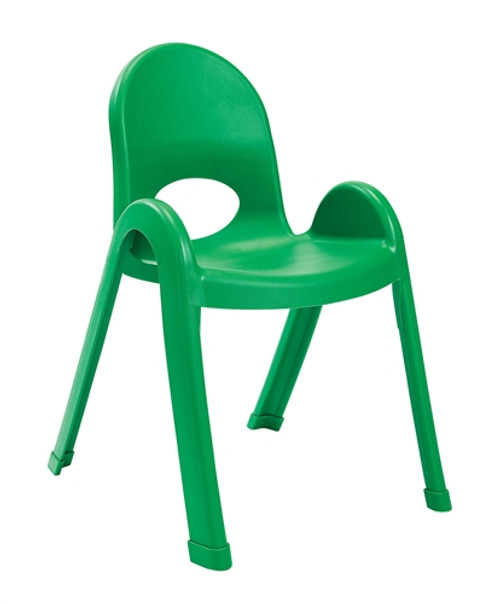 Value Stack Child Chair Shamrock Green - 13 in.