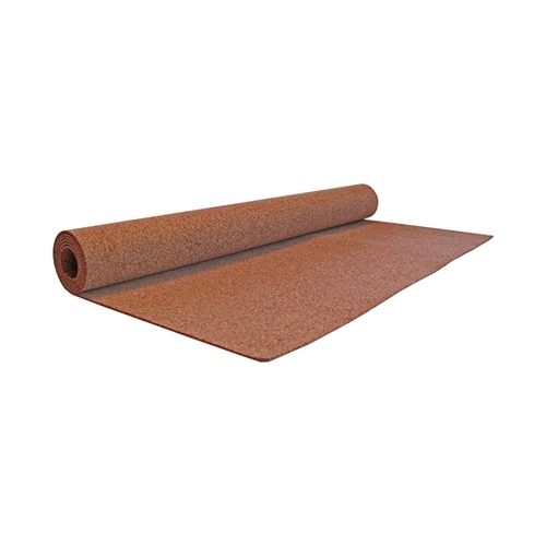 Cork Rolls 3mm Thick - 4 Ft. x 6 ft.
