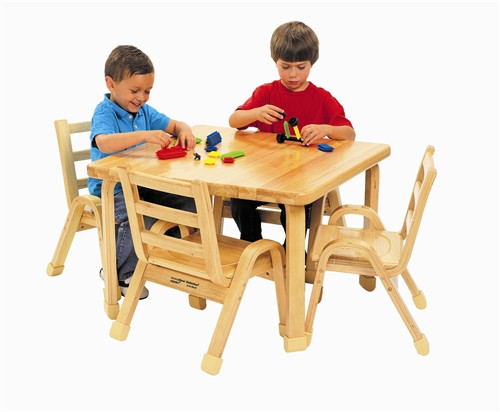 Naturalwood Table - 30 in. X 30 in.