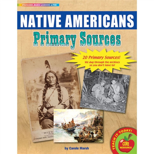 Primary Sources Native Americans