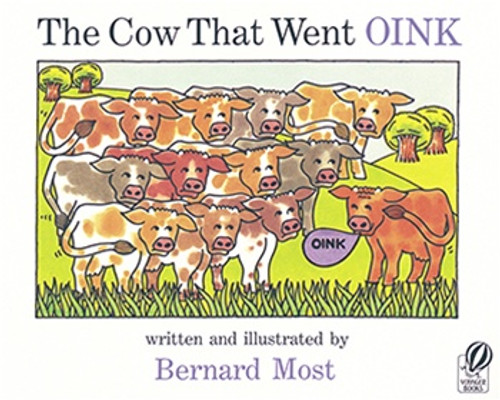 The Cow That Went Oink Big Book