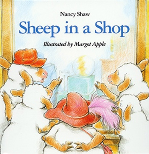 Sheep In A Shop Carry Along Book & CD