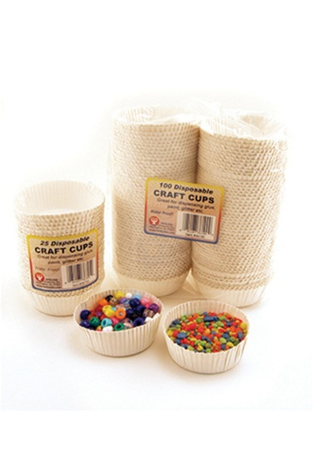 Craft Cups 100 Cups
