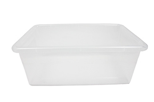 Cubbie Tray Clear