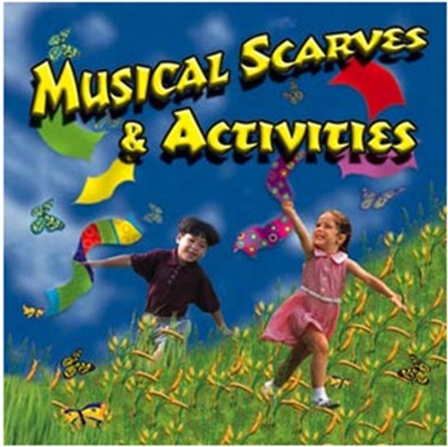 Musical Scarves & Activities Cd
