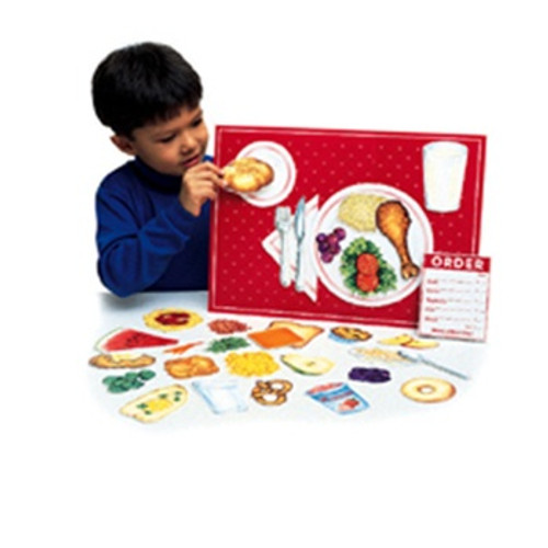 Magnetic Healthy Foods 34 Pcs