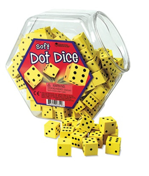 Hands On Soft Dot Dice