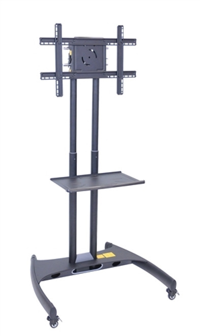 Adjustable Height LCD TV Stand Mount - 32.75 in. x 28.75 in.