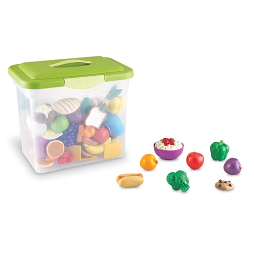New Sprouts Classroom Play Food Set