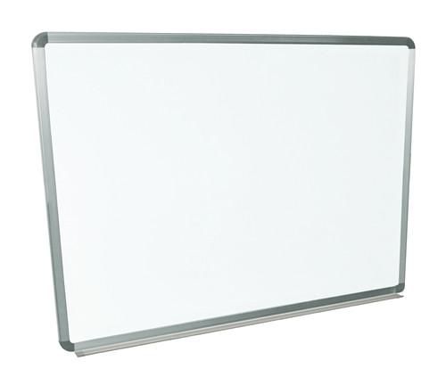 Wall Mounted Magnetic Whiteboard - 48 in. x 36 in.