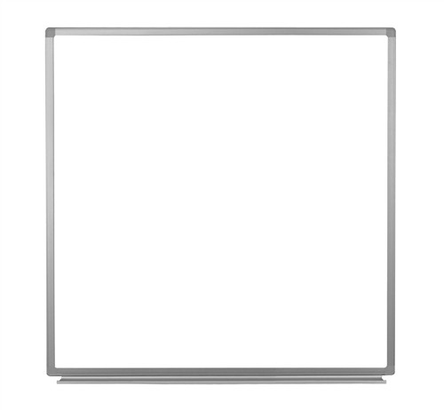 48 x 48 Wall-Mounted Magnetic Whiteboard