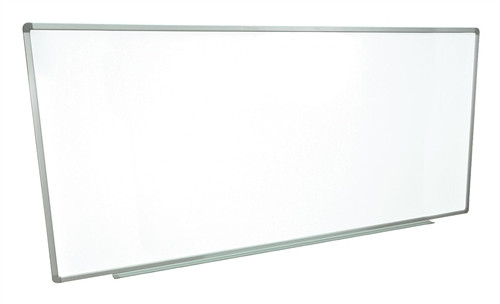Wall Mounted Magnetic Whiteboard - 96 in. x 40 in.
