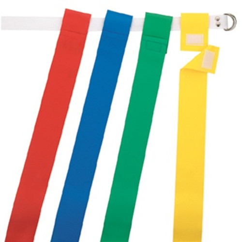 Flag Football Set Of 12 Red
