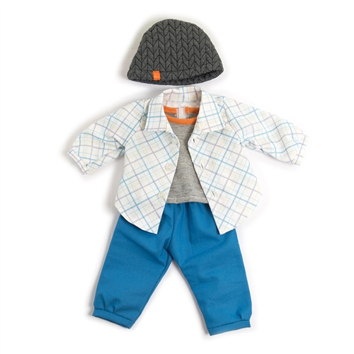 Doll Clothes Boy Fall and Spring Outfit