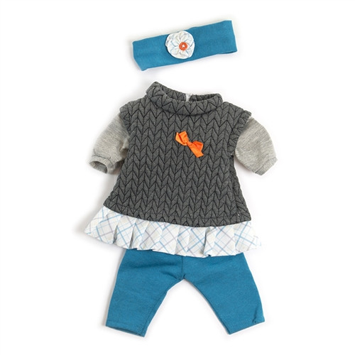 Doll Clothes Girl Fall and Spring Outfit