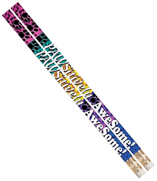 Pawsitively Awesome 12 Pk Pencil
