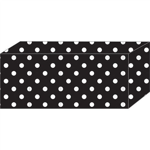 Black and White Dots Heavy Strength Magnet Block