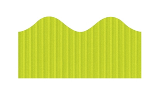 Bordette 2.25 in. X 50 ft. Solid Lime