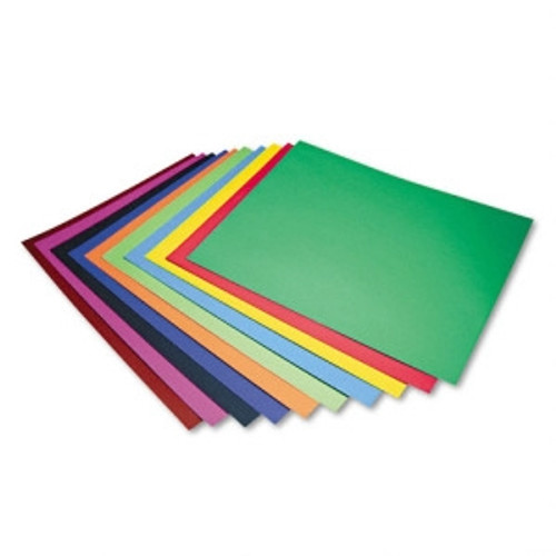 Peacock Assorted 100Ct. 6 Ply 22 x 28 Poster Board