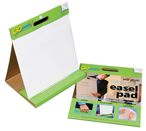 Gowrite Self-Stick Table Top Easel
