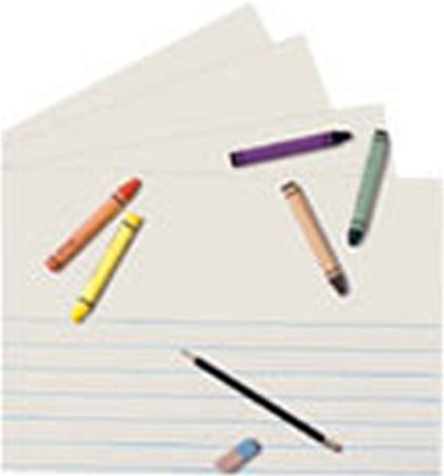 Zaner-Bloser Picture Story Paper