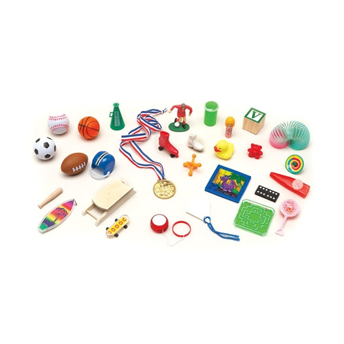 Language Object Sets Sports and Toys