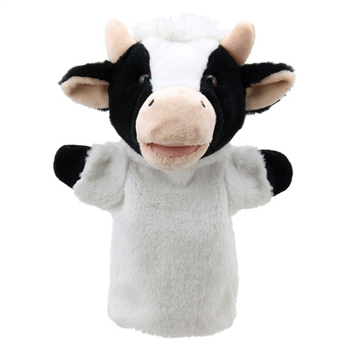 Puppet Buddies Cow - 9.8 in. x 8.6 in. x 4.7 in.