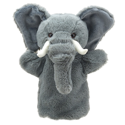 Puppet Buddies Elephant - 9.8 in. x 8.6 in. x 4.7 in.