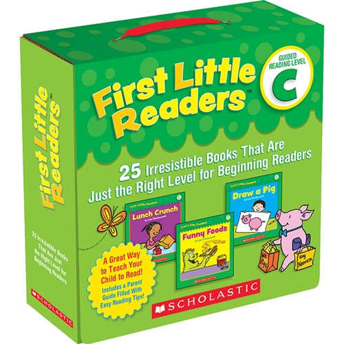 First Little Readers Parent Pack Level C