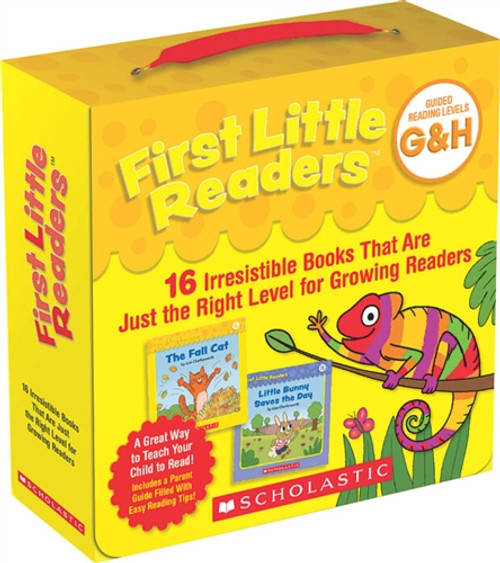First Little Readers Levels G and H