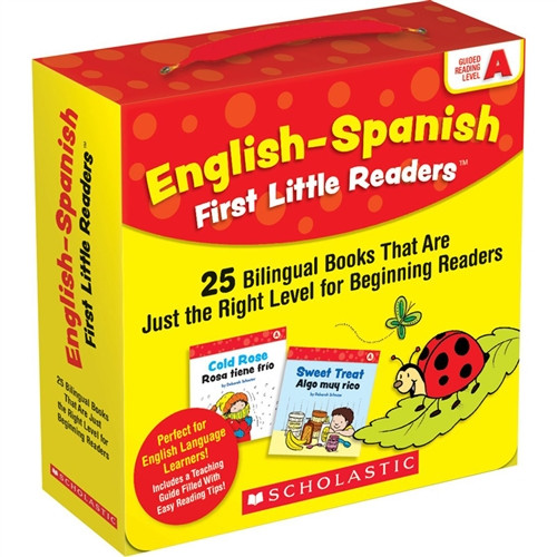 English-Spanish Reading Level A First Little Readers