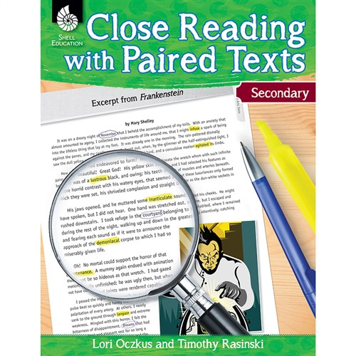 Close Reading with Paired Texts Level 6+